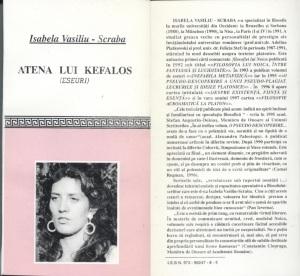 IsabelaVS-Atena-lui-Kefalos